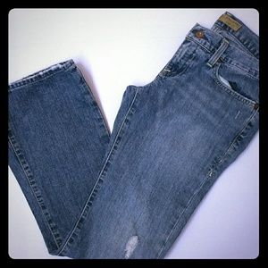 Old Navy Denim Jeans (Ultra Low Waist Boot Cut)